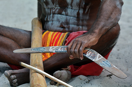 australian made boomerang