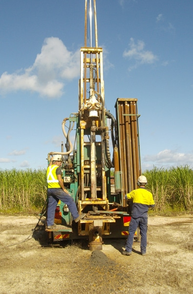 Water Well Drilling LederWaterDrill